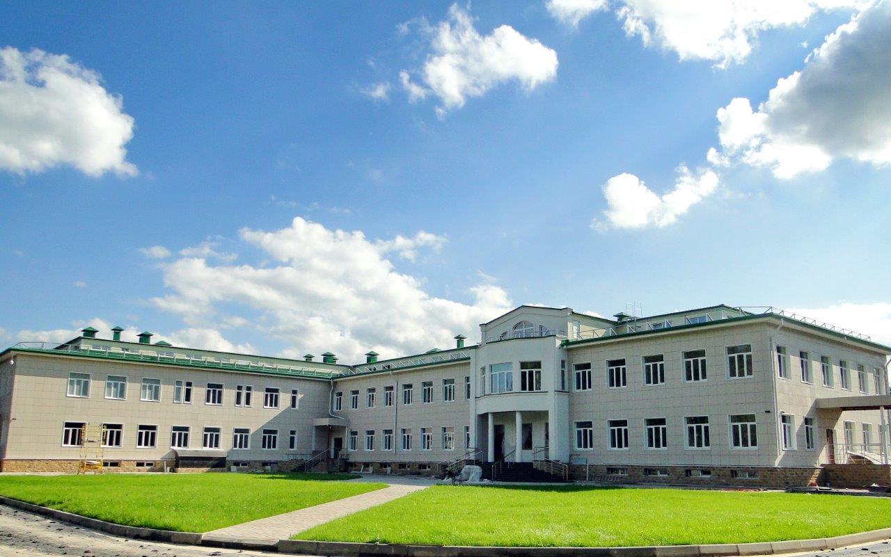 阿尔比特科学和工业有限责任公司的科学和生产大楼